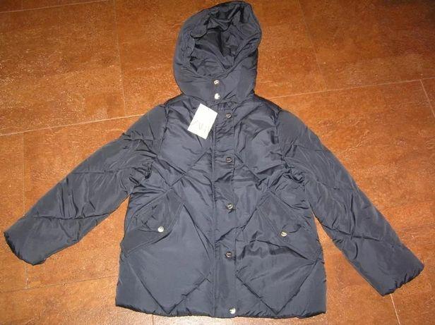Куртка еврозима деми Zara для девочки демисезонная Оригинал