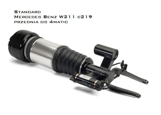 W211 E klasa Mercedes poduszka Airmatic miech gwarancja montaż