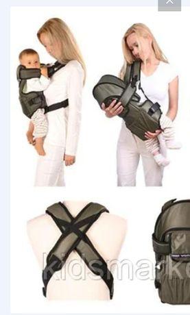 Новый рюкзак кенгуру-переноска Womar RAIN 8 standart оригинал