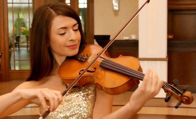 ŚLUB - skrzypce, wokal, organy i inne - cały śląsk