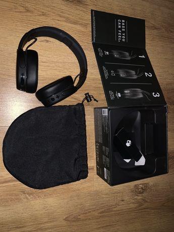 Skullcandy Crusher Wireless Czarny (S6CRW-K591)