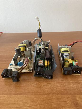 3 uklady zasilające z dekoderów  tv kablowej.