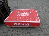 Stara cena RUUKKI blacha panelowa FRIGGE poliester brąz 8017 połysk