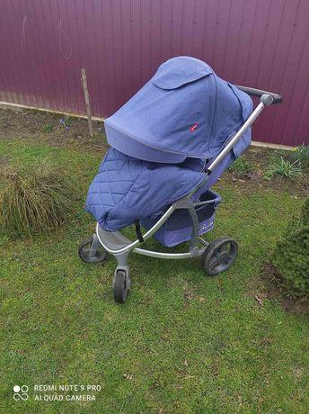 Дитячя прогулячна коляска
