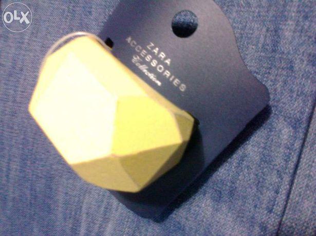 Pulseira amarela ZARA - nova com etiqueta