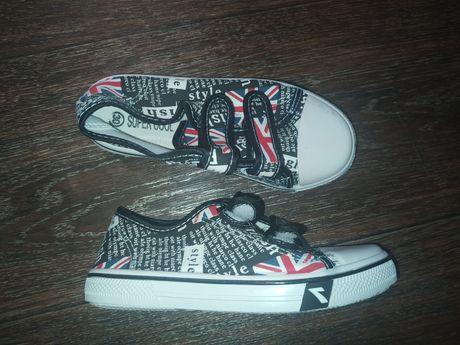 Кеды кроссовки новые