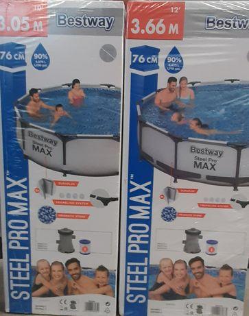 Басейни каркасні : Bestway ,Intex . Все для каркасних басейнів .