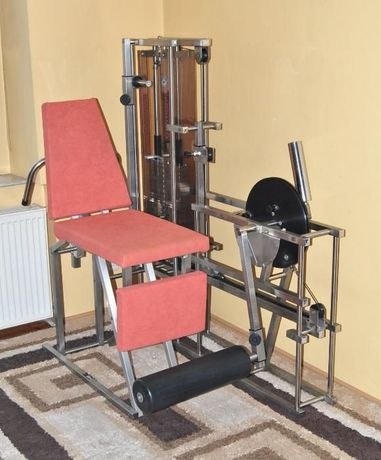 Atlas maszyna do rehabilitacji profesjonalna na nogi