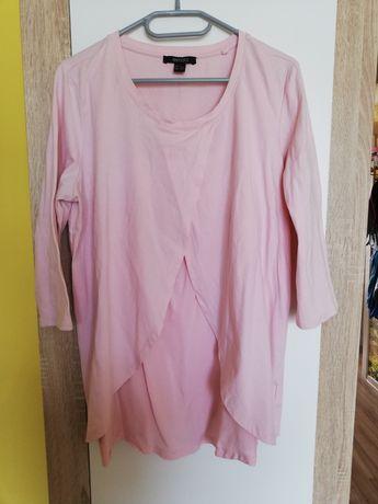 Bluzka ciążowa do karmienia 44 /46 esmara różowa