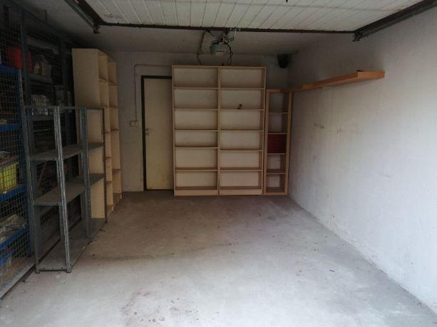 Garaż Biały Prądnik