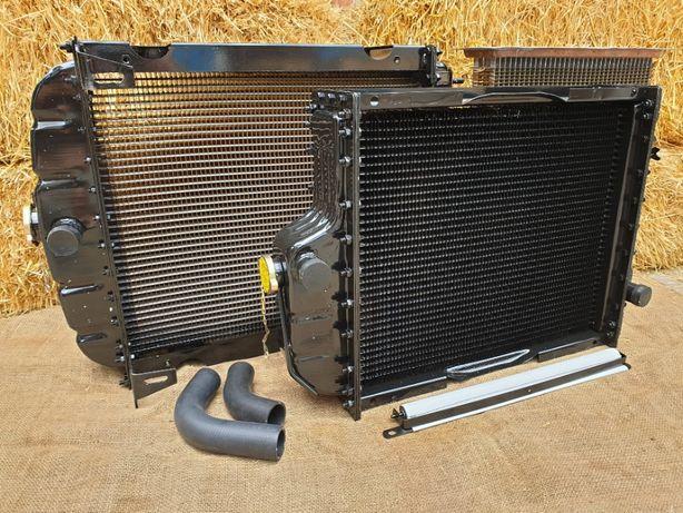 Радиатор МТЗ Д240/243 ЮМЗ Д65 водяного охлаждения 4-х рядный Россия