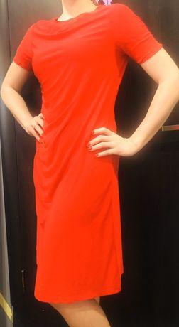 Платье дизайнерское вечернее нарядноеSteffen Schraut