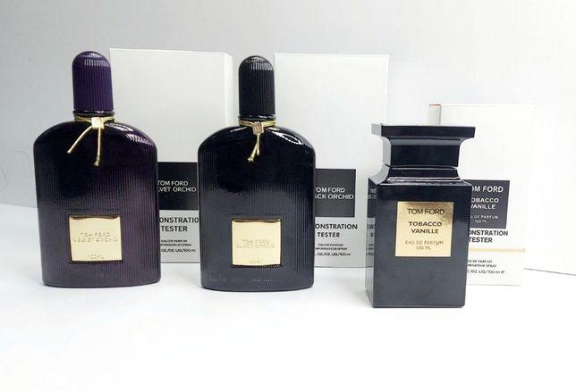 Тестер Tom Ford Black Orchid Tobacco vanille том форд Velvet вельвет
