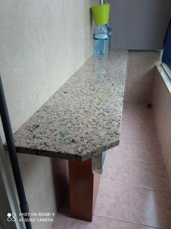 Vendo balcão pedra granito