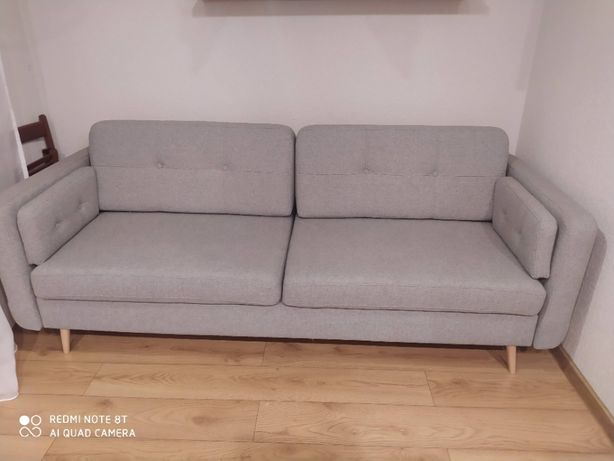 Sofa, kanapa rozkładana, fotel - BRW - okazja