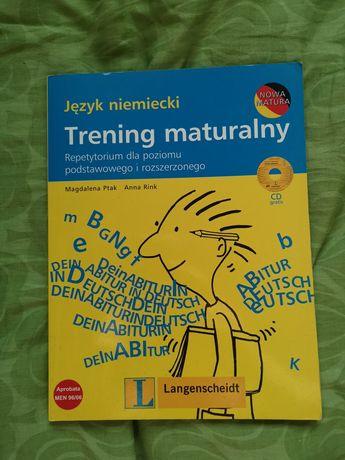 Trening maturalny Repetytorium język niemiecki