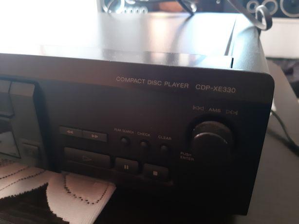 Odtwarzacz cd Sony