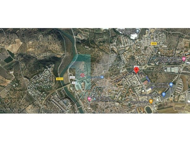 Terreno com 532 m² para construção de prédio, próximo do ...