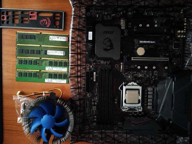 i5 6500+MSI H270 Gaming M3+16Gb 4x4 DDR4 2133