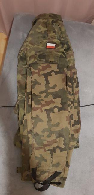 Mundur szkolny wojskowy męski liceum mundurowe