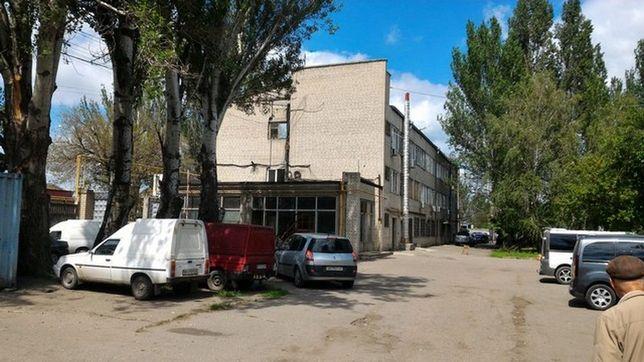 Завод 15.764 метров Одесса, 7.5 га