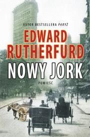 NOWY JORK Autor: Rutherfurd Edward