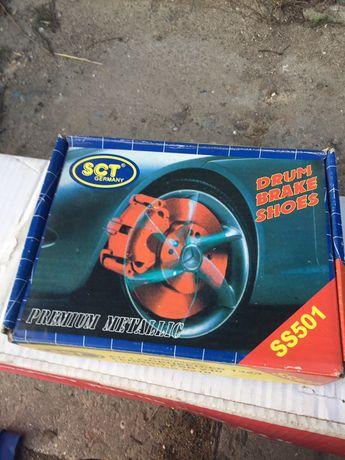 Колодки тормозные задние барабанные SCT SS501(ВАЗ,Таврия)