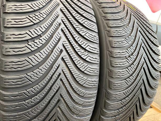 Opony zimowe 225/45/17 Michelin Alpin5 - 2 sztuki