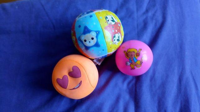 Piłeczki dla małego dziecka