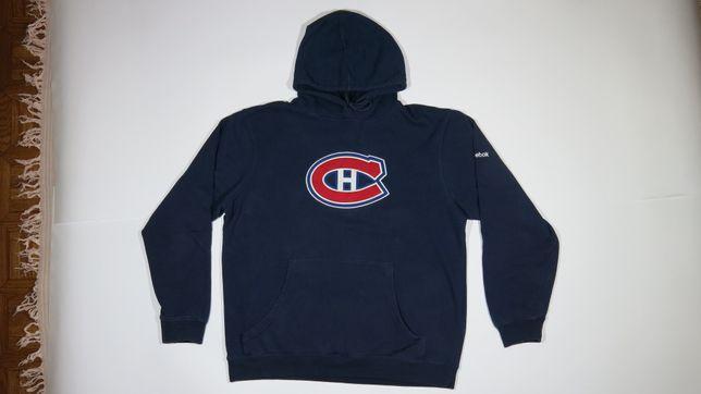 Худи балахон NHL Montreal Canadiens Reebok