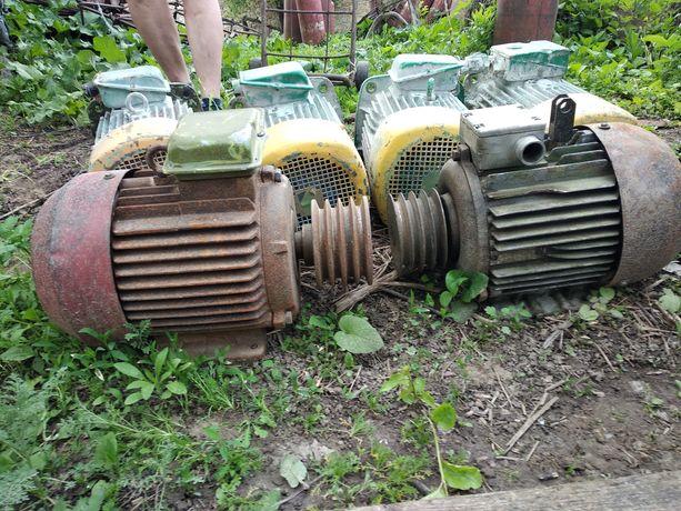Електромотори.