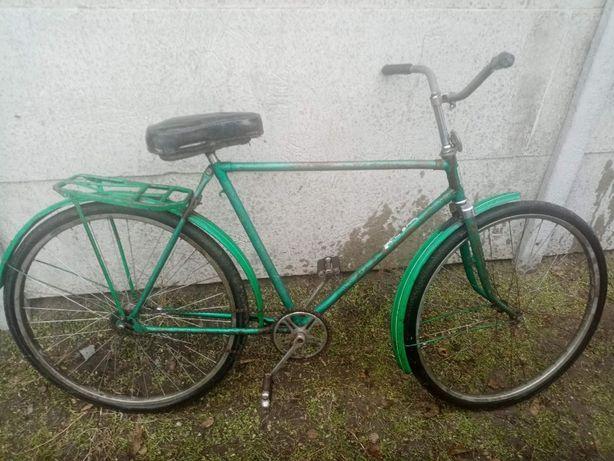 Велосипед Украина взрослый мужской прямая рама