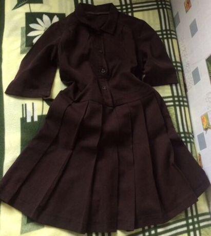 Платье школьная форма СССР