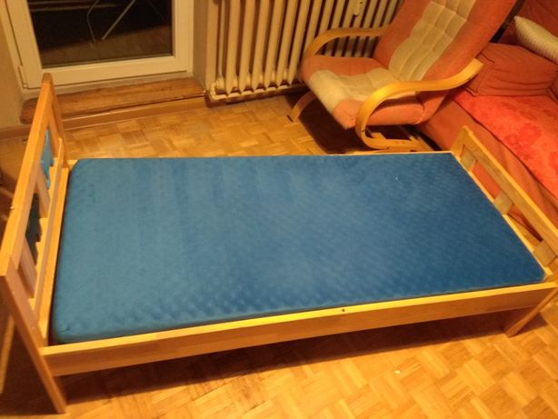 Łóżko Kritter