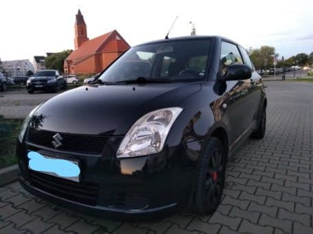 Suzuki Swift 1.3 benzyna 2008r