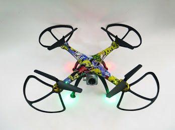 Квадрокоптер  CD622 c WiFi камерой