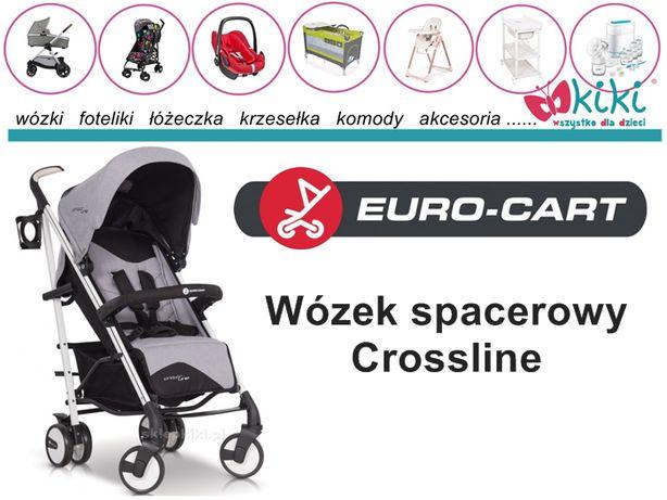Wózek spacerowy parasolka Euro-cart Crossline