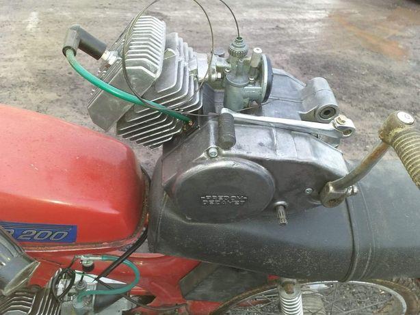 Silnik Romet marotorynka