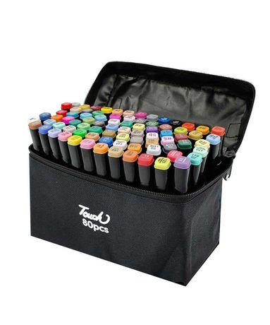 Набор скетч-маркеров в сумке