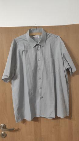 Koszula z krotkim rekawem XXL