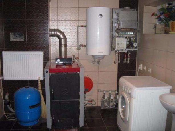 Автономное отопление, сантехника, твердотопливные котлы, ремонт котлов