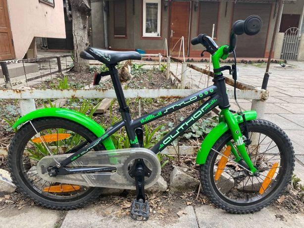 """Детский велосипед Author stylo 16"""" 2018 года"""