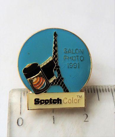 Scotch fotografia odznaka 1991 r.