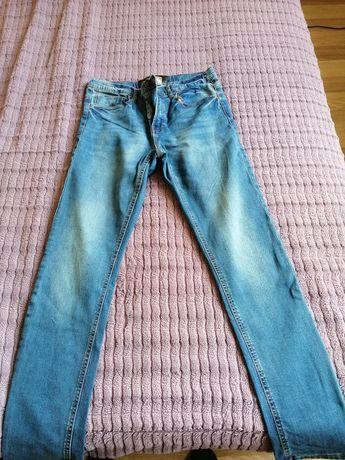 Spodnie Młodzieżowe ZARA