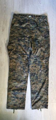 Spodnie digital woodland S miltec