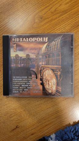 Metalopilis 1 płyta CD
