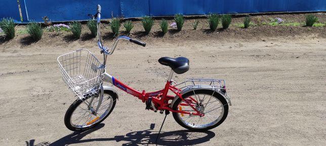 Велосипед складной Десна
