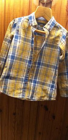 Next, 4-5, рубашка next, рубашка rebel, zara, рубашка 110
