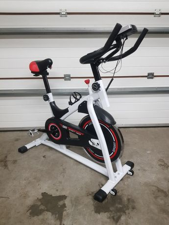 Rower spiningowy ostre  kolo qmk sport 1026