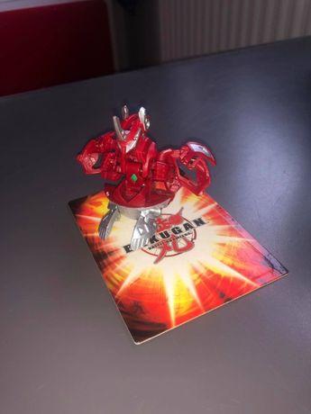 Bakugan Pyrus Titanium Dragonoid